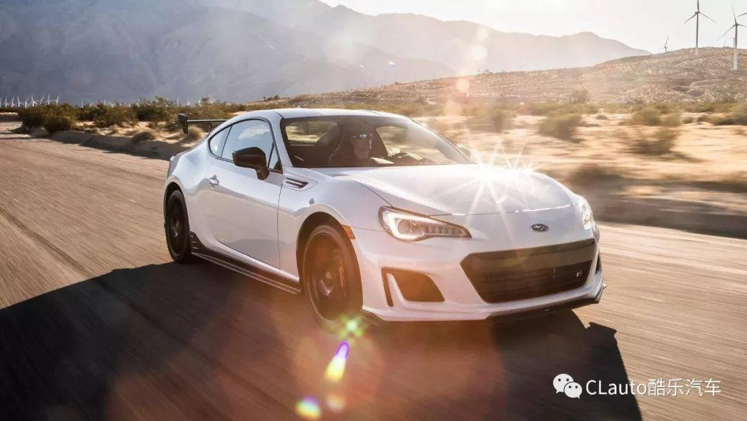 斯巴鲁 | BRZ tS 2020年将回归,限量300台,售价3.2万美元!