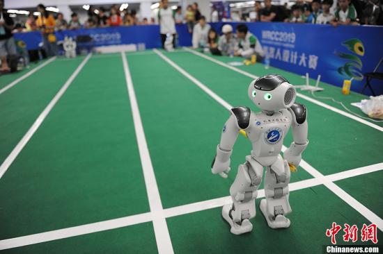 报告:2019中国服务机器人市场规