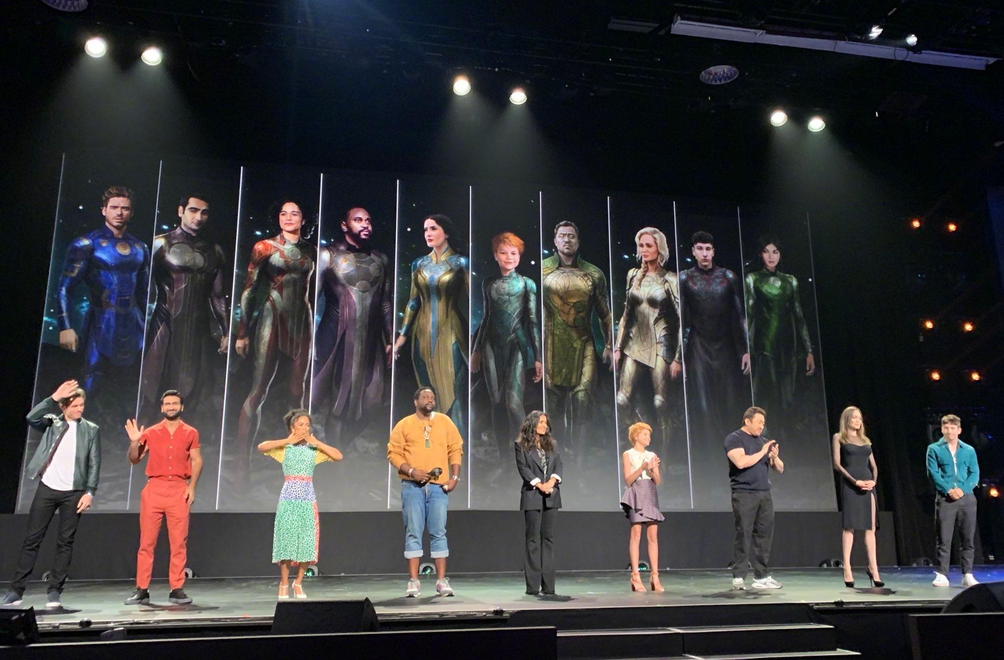 《权游》雪诺确认加盟漫威《永恒族》,角色没有超能力