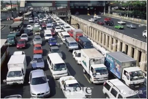 在菲律宾拥有车,成本将大增?