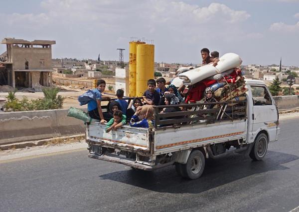 以色列导弹袭击叙利亚首都周边