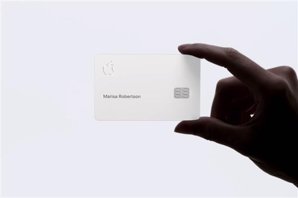 苹果正式向美国用户开放Apple Card信用卡