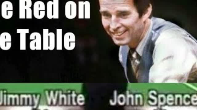 来自传奇人物约翰·斯宾塞的精彩表演:1987英国公开赛怀特vs斯宾塞