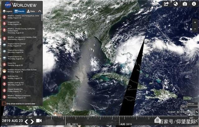 """大西洋进入""""热带红区""""!两漩涡""""夹击""""美国,48小时预警开启"""