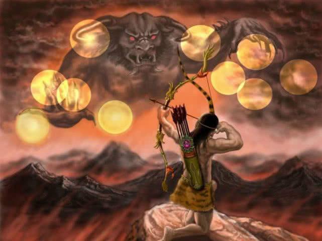 古代神话并非虚拟,将有4个太阳,科学家:探测结果证实古人猜想