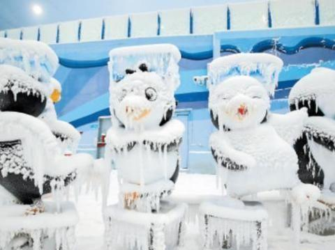 """昆明融创文旅城渐露""""真容""""今年底对外开放"""