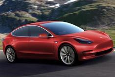特斯拉被德国租赁公司嫌弃了 取消了部分Model 3订单