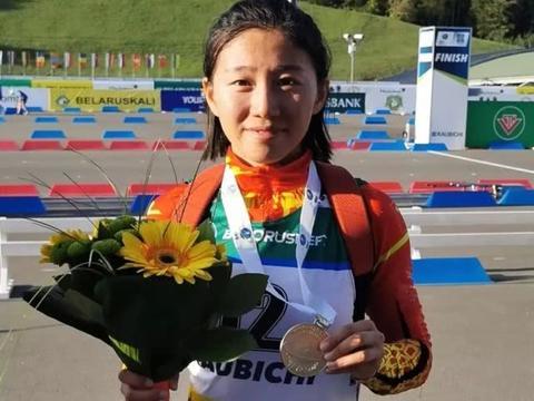 捷报频传 冬季两项夏季世锦赛中国队勇夺第三金