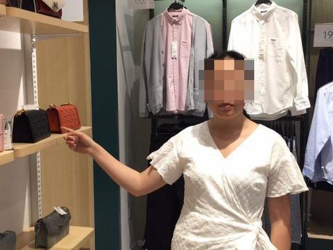 网购防盗磁扣解锁器 河北籍23岁女子连偷五家店被黄岛警方抓获