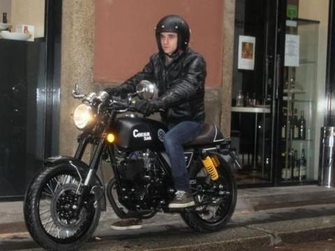 车友问,摩托车速度与档位是怎样的关系?下坡应该如何操作?