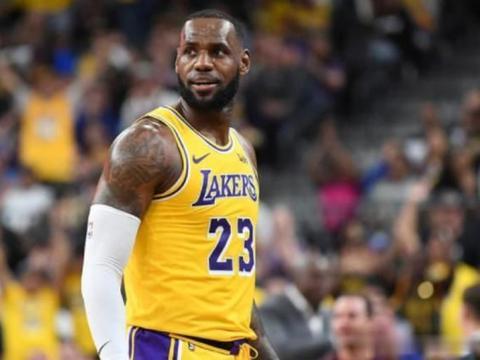 言而有信?湖人名宿发推特说詹姆斯承诺会给湖人带回NBA总冠军