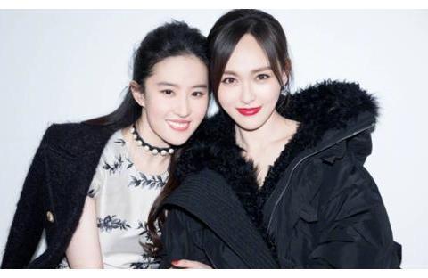 唐嫣为刘亦菲庆生,闺蜜情让人羡慕,网友却期待她快公布喜讯!