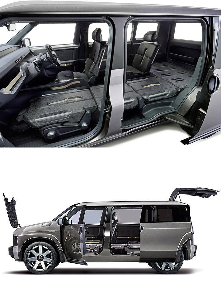 这是SUV?丰田的设计师在想啥