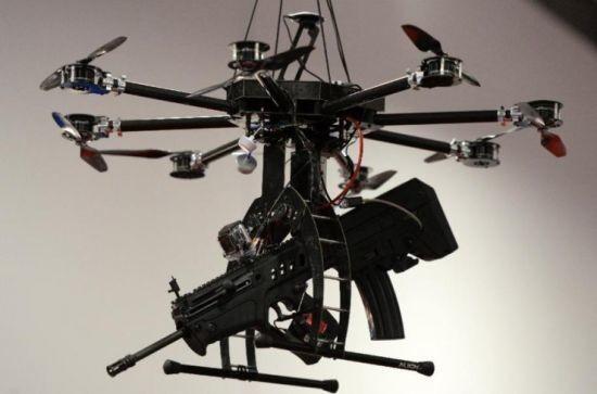 美国联邦航空局:请不要给你的无人机安装侵略性武器