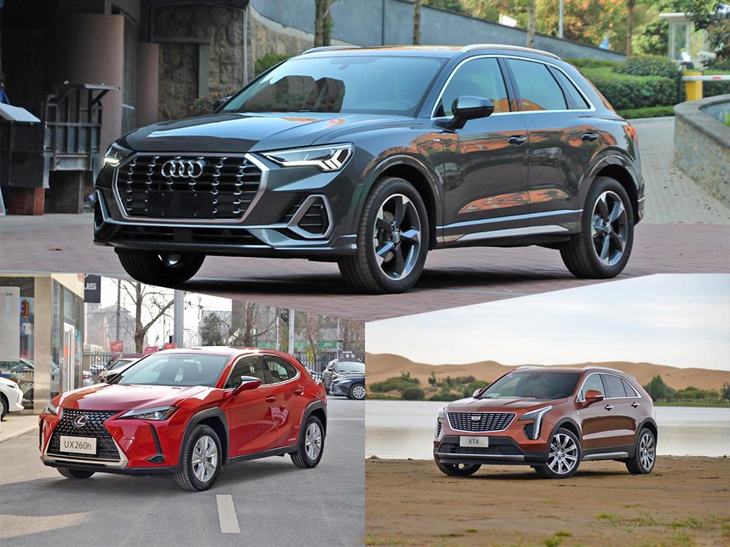 女生开的SUV,灵巧、好看、易上手,三款豪华品牌SUV推荐
