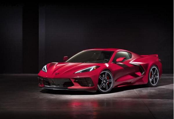 搭载5.5L V8发动机,马力超800匹,新科尔维特Z06将于2021发布