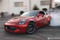 视频:10分钟改装:一辆二手Nissan 350z变成一台漂移赛车