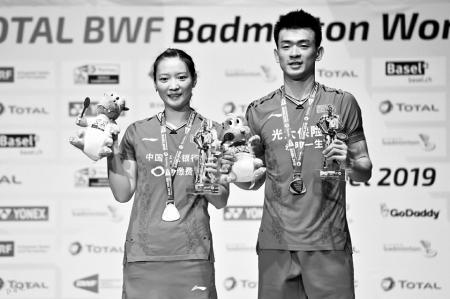 羽毛球世锦赛中国混双夺冠