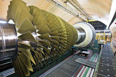 我国燃气轮机产业与欧美有较大差距,相关技术研发力量也比较落后