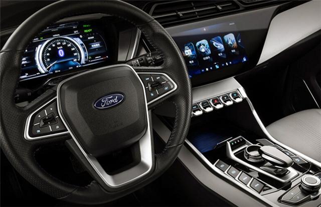 领界成江铃福特SUV支柱,领界EV能否开拓新市场?