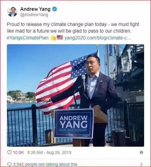 杨安泽为何称他的偶像是一位共和党总统?