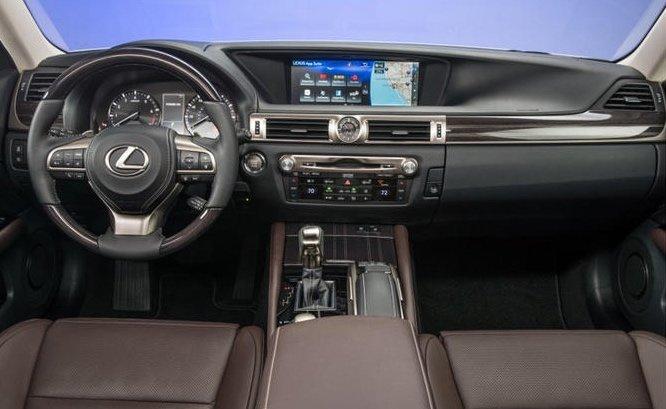 与奥迪A6L竞争!搭载V6引擎,全新雷克萨斯GS海外实拍曝光