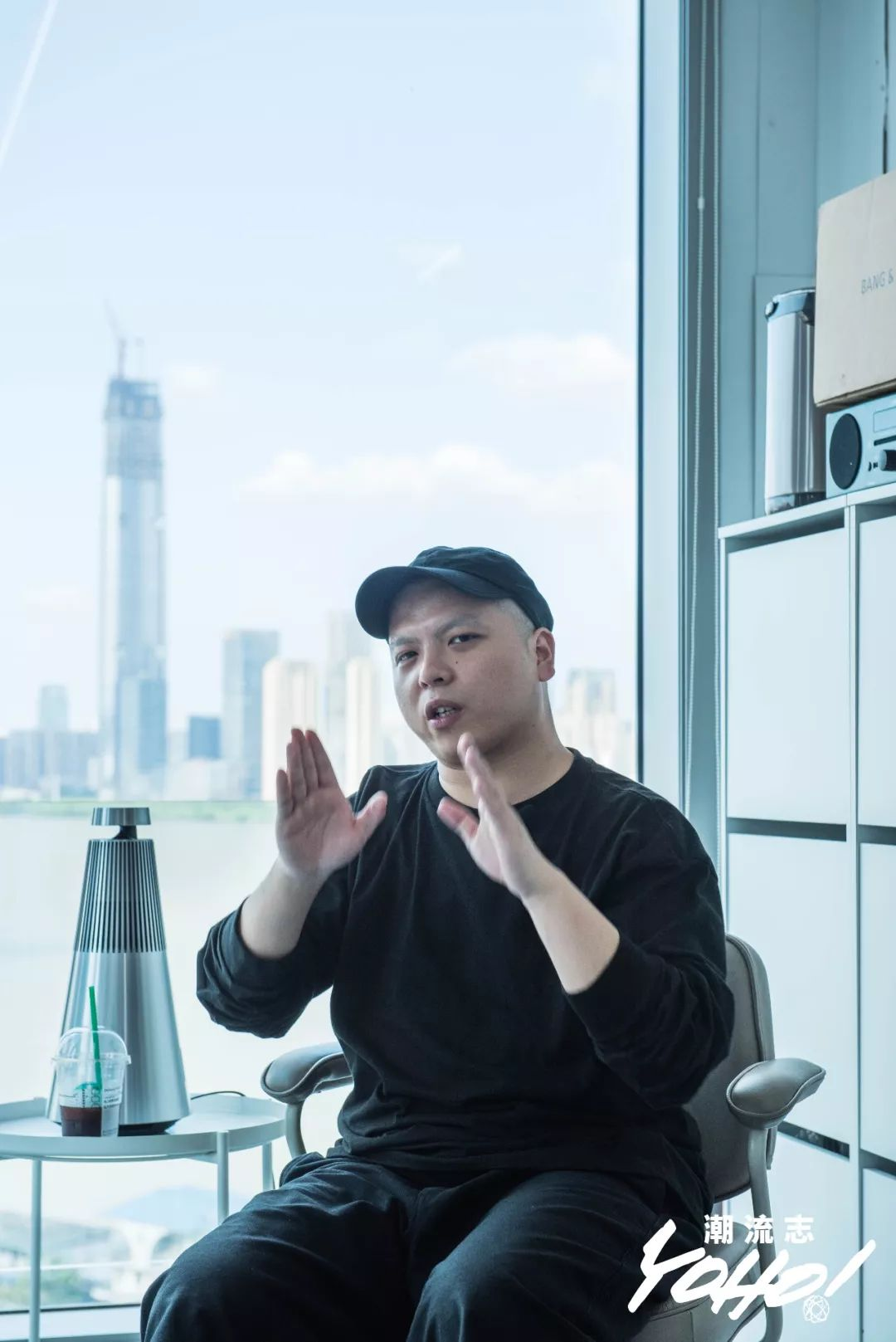 ATTEMPT 主理人梁栋:什么事情都冲着钱去,真的不酷。