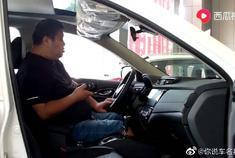 视频:290斤胖子体验日产奇骏SUV,看他对空间说了什么。