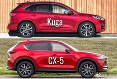 视频:汽车视频:2020年福特Kuga vs马自达CX-5