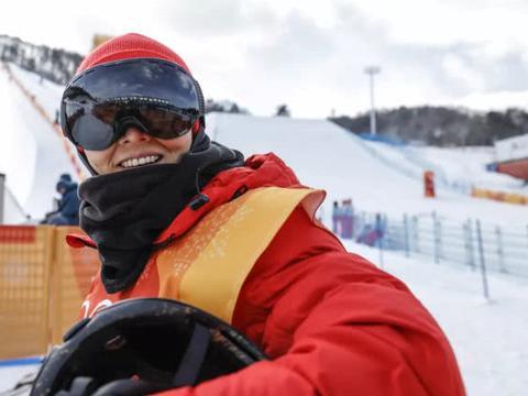 澳洲杯单板滑雪U型场地蔡雪桐张义威夺冠 中国五人夺得奖牌