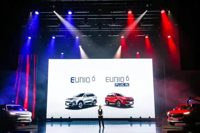 专治选择困难症:D60全民推荐款、EUNIQ6新鲜出炉