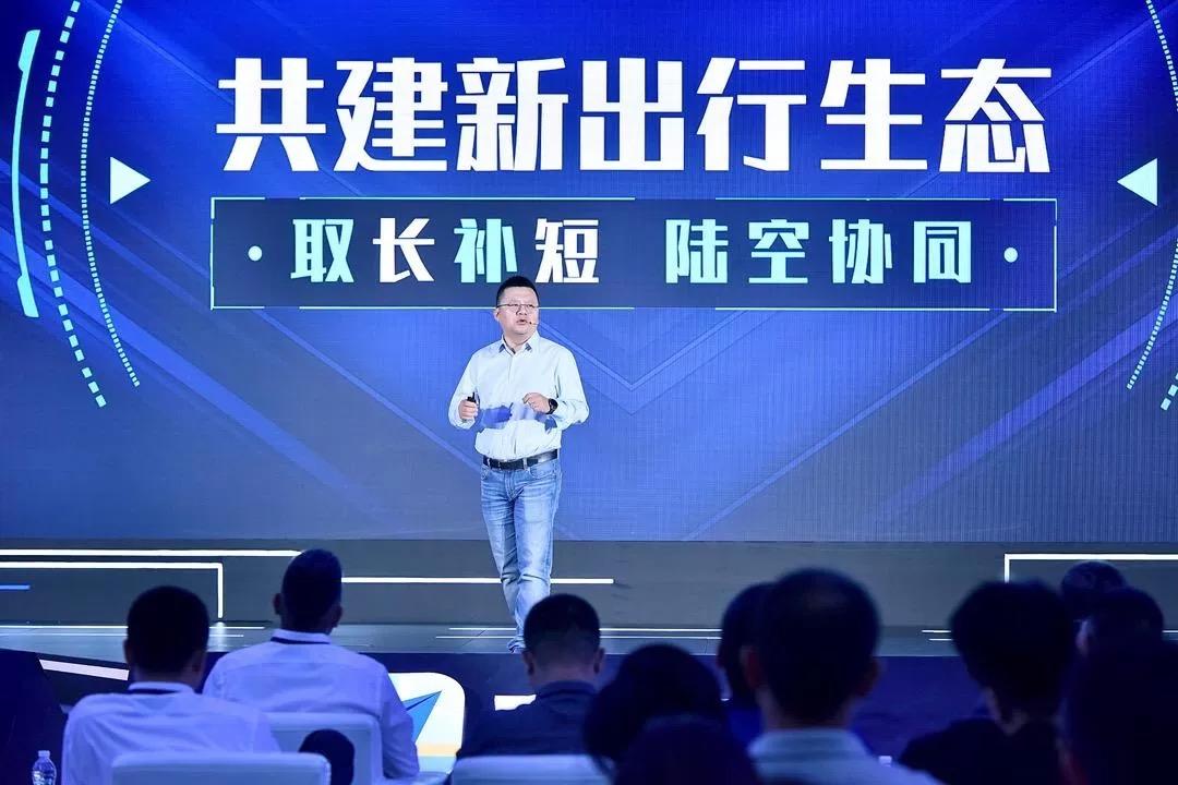 高德董事长俞永福:高德永远不做运力