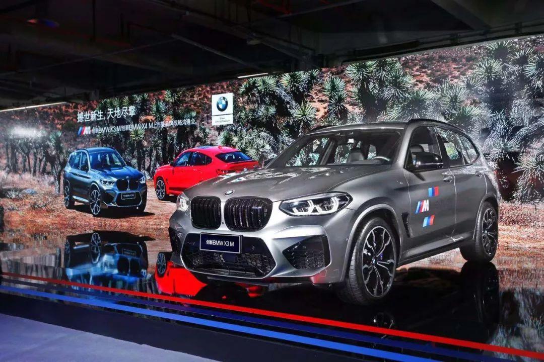 14款性能车已经在路上,宝马宣布全面打造M品牌