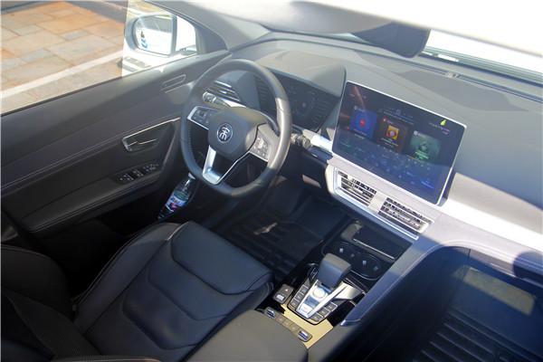 试驾比亚迪宋Pro:A+级SUV购车的首选