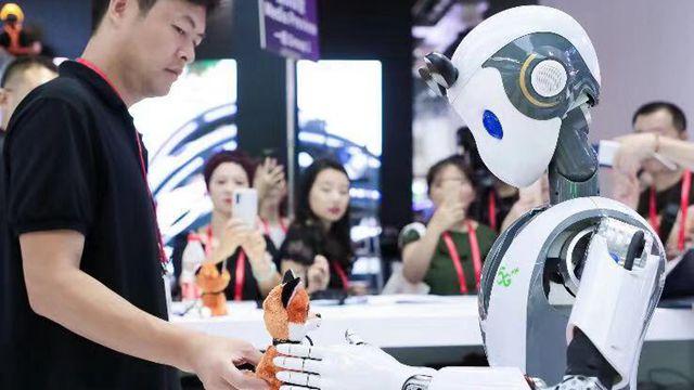 世界人工智能大会将开幕 上海接轨全球科技创新体系_打字兼职导航