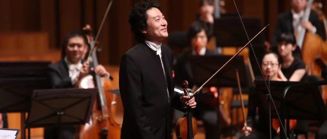 想获得中国杰出小提琴家吕思清的专业指导吗?除了他的音乐会,这真的可以有…