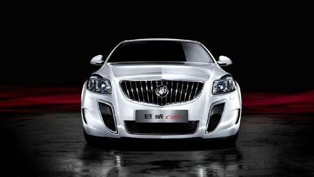 一台值得为情怀买单的车,君威GS的前世今生