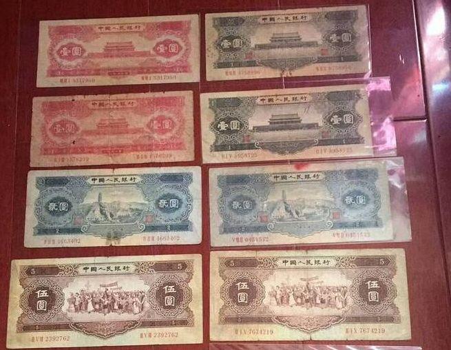 农村一妇女8张绝版纸币,卖出了8万高价,银行:少卖3万