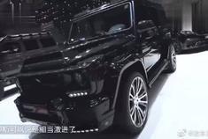 视频:奔驰最强改装厂改装奔驰S级车,改完后时速达到了347km/h