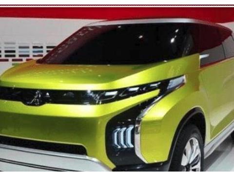 三菱新车MPV即将上市,配四驱+6座价格仅8万,外观颜值不输奔驰
