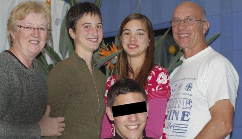 谁杀死了这名18岁少女?