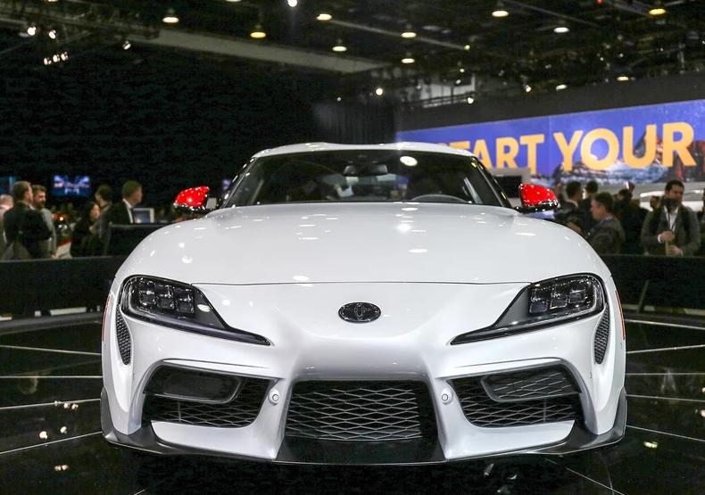 牛气冲天的丰田,打造了一款跑车,大尺寸转速表+4.1秒破百