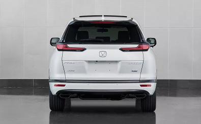 颜值超高的全新SUV!广汽本田正式定名:皓影