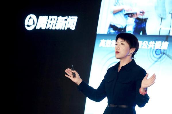 """高通侯明娟:5G将成为一项""""通用技术"""",像电力一样无处不在"""