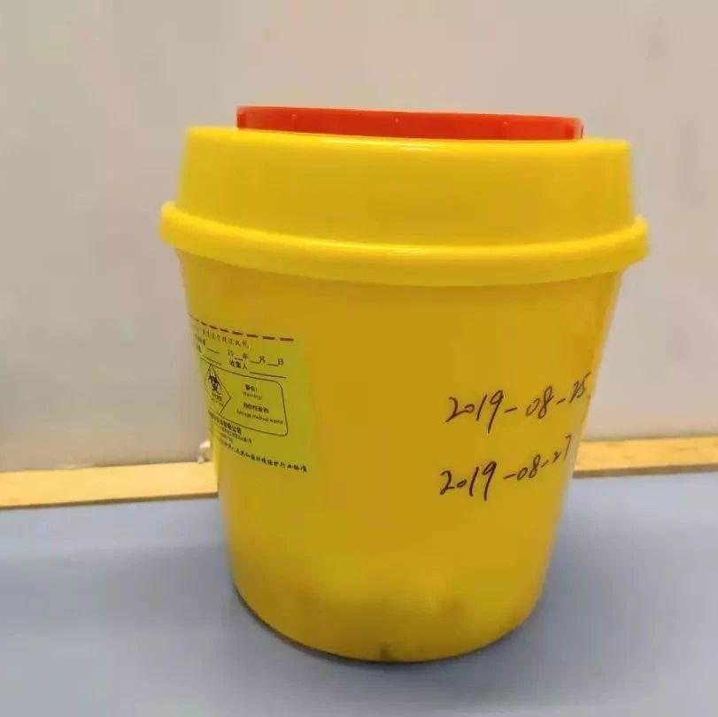 垃圾分类成了今年的热门词,来看看医院的医疗废物如何分类