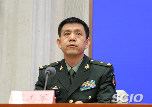 蔡志军:此次阅兵要比纪念抗战胜利70周年阅兵等规模大一些