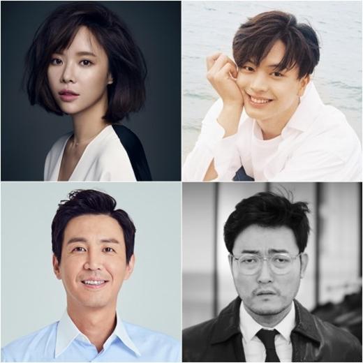 黄正音X陆星材X崔元英X李俊赫 确定出演JTBC新剧《双甲路边摊》