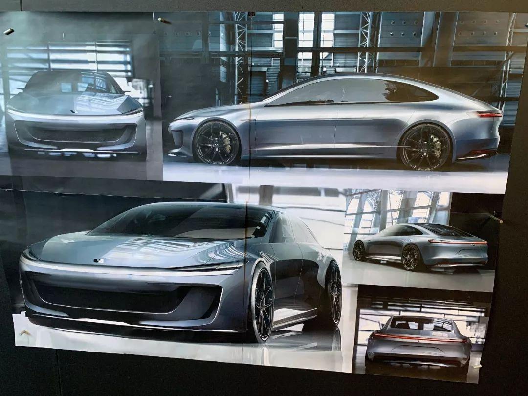 理想汽车全新大型轿跑车要来?李想:没过关!