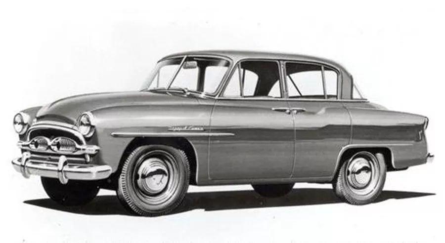 """70年70车丨车圈""""活化石"""",70后的梦想,当年开上它就说明你成功了!"""