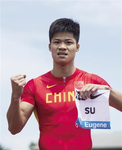 苏炳添竞选国际田联运动员委员会委员
